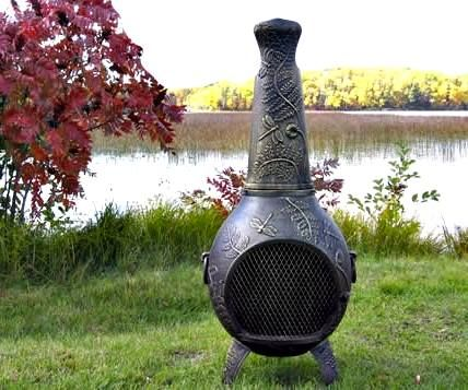 Outdoor Chimeneas - Redeem Discount using Mantels Direct Coupon on your online order also get free shipping