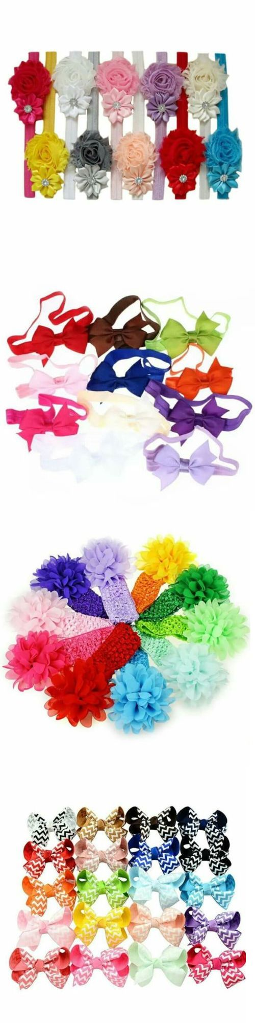 Hair Accessories 57920: 135 Pcs Hair Accessories, Headband And Hairbows Lot. Wholesale Hair Accessory. -> BUY IT NOW ONLY: $75 on eBay!
