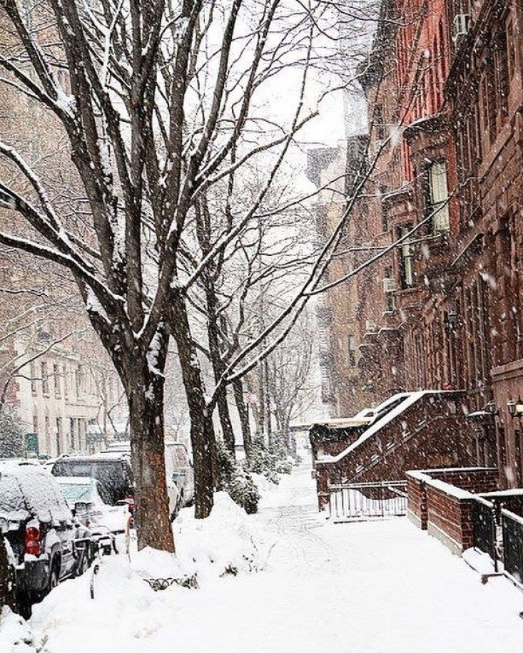 25 Stunning Winter Photographs Snow In The City Winter Snow Iphone Wallpaper Winter Images Winter Wallpapers Ci New York Snow New York Winter Nyc Snow