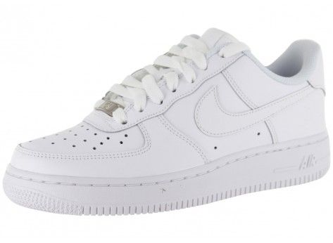 nike air force blanche