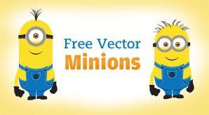 Despicable Me 2 Minions Vector (Ai, Eps, Cdr)