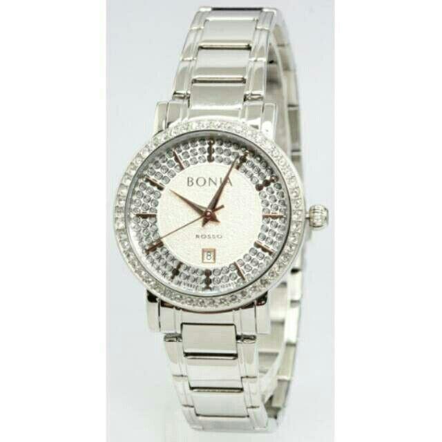Saya menjual Jam Tangan Wanita Bonia Rosso BNB10285 Silver Rantai Original Murah seharga Rp970.000. Dapatkan produk ini hanya di Shopee! https://shopee.co.id/azshop30/241958518 #ShopeeID
