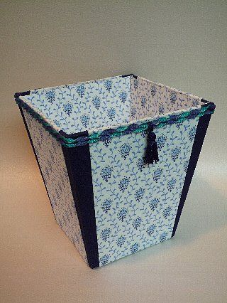 Cartonnage Box