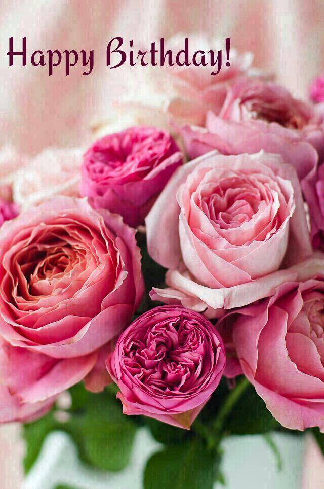 Top 10 Wonderful Flower Photos Birthday Wishes Pinterest