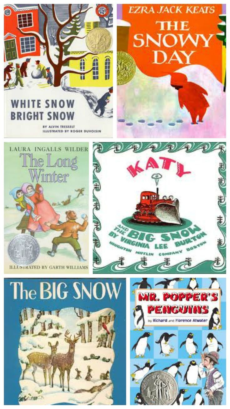 10 classic winter books for kids