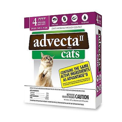 Best Flea Treatment for Cats Pets Advecta Protection Revolution 5-9 lbs Topica