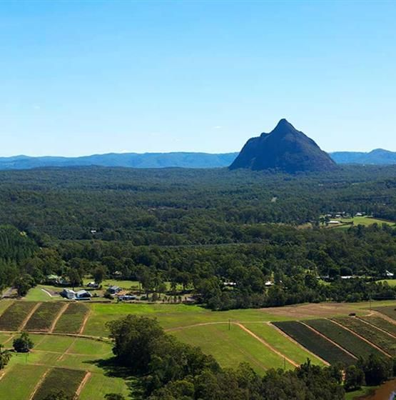 So much more than beaches the Sunshine Coast has an unfrequented gem lying just behind the coastline - discover the #sunshinecoast #hinterland during your next #mooloolaba visit