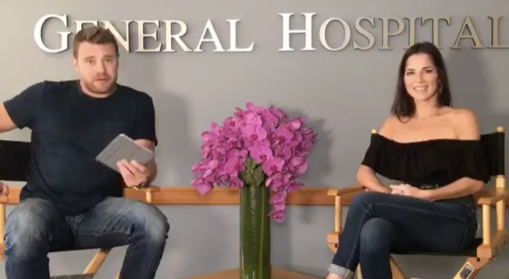 General Hospital Kelly Monaco Asks For Kindness: Kelly and Billy Miller Show Respect For GH Co-Workers