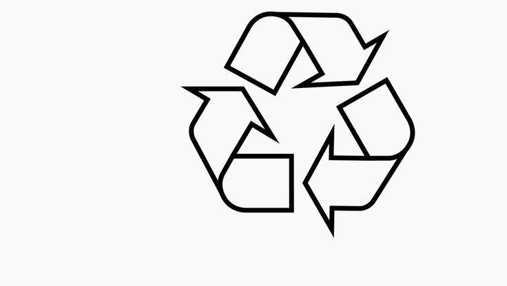 Wie Ein Student Das Recycling Logo Entwarf Und Ungefahr 2 500 Us Dollar Bekam Bekam Das Ein Entwarf Recycling Recycle Symbol Recycle Logo Recycling