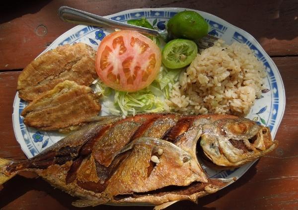 Comida colombiana... ñam