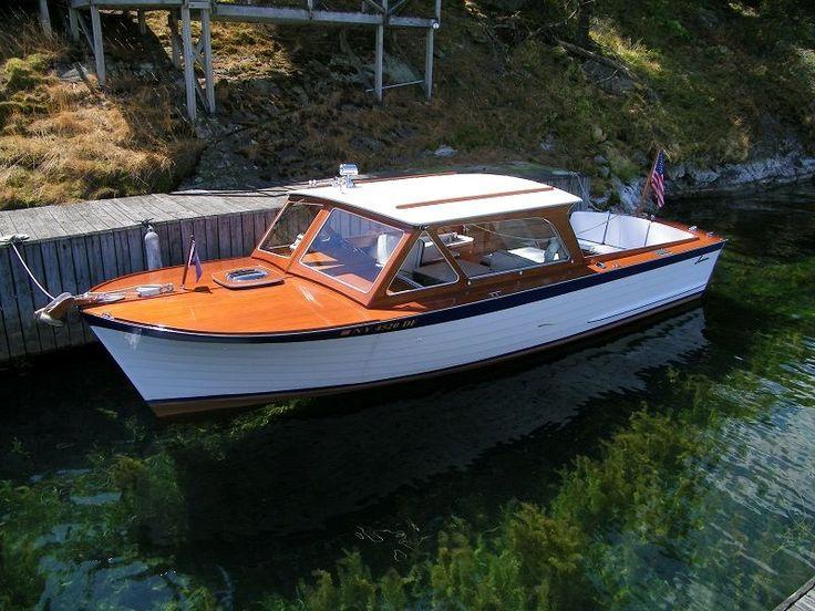 Lyman 26 ft 1967 maritime pinterest ideer for Skiff craft boats for sale