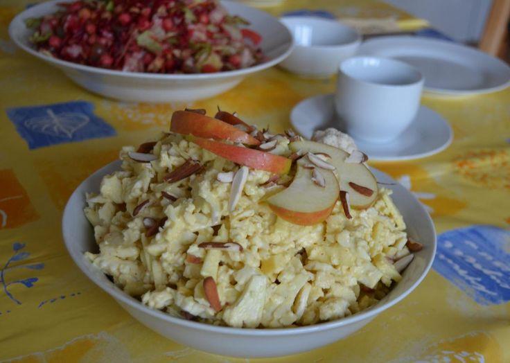 Curry-Blumenkohl-Salat