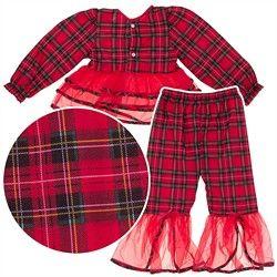 Cutest Baby Girl Christmas Pajamas! | WebNuggetz.com