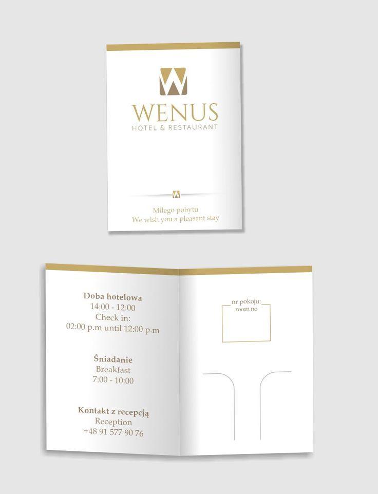 Realizacja etui na klucze hotelowe dla Hotelu Wenus.  http://marka.plus/portfolio-items/etui-klucze-hotelowe-dla-hotelu-wenus/