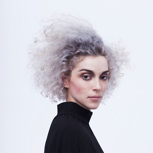 "Digital Witness by St. Vincent  ""If I can't show, if you can't see me, what's the point of doing anything?"" She's poking fun at the Instagram-era where we have to document and share everything we do, otherwise it's not valid."