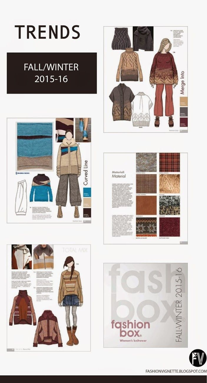 Trends // Fashion Box - Women'S F/W 2015-16