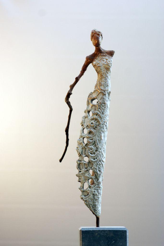 Loes Knoben – van Herwaarden – Noor   – Skulpturen