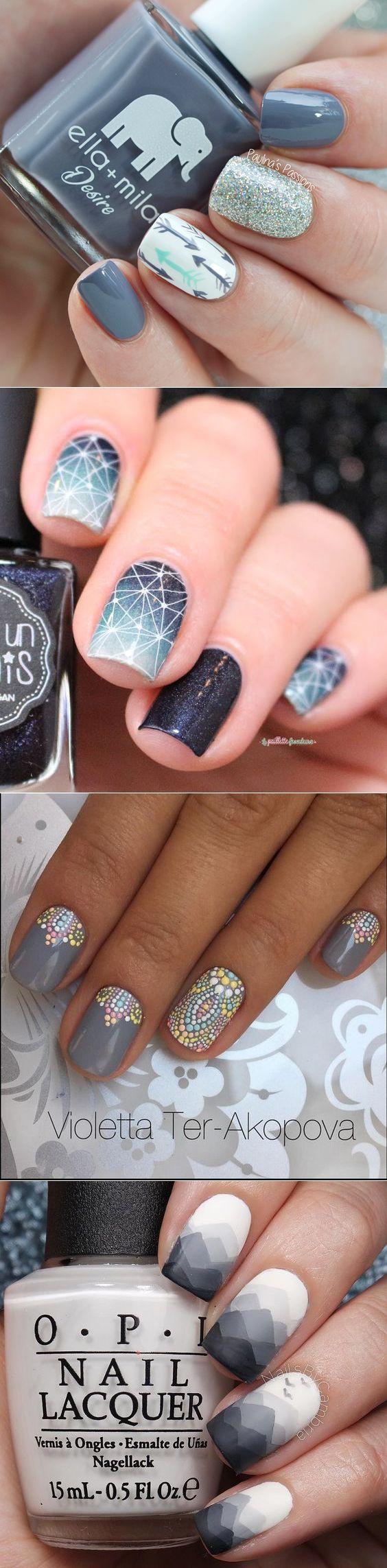 1266 best DEcOraCioN UñaS images on Pinterest | Nail art, Nail ...