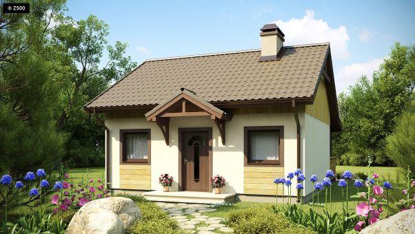 Dom Z60 - Filian Domy Drewniane