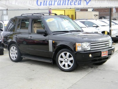2005 Land Rover Range Rover HSE http://www.iseecars.com/used-cars/used-land-rover-range-rover-under-20000