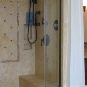 Aqua Glass Steam Shower Doors