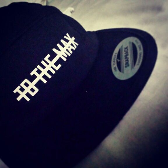 To The Max 5panel cap