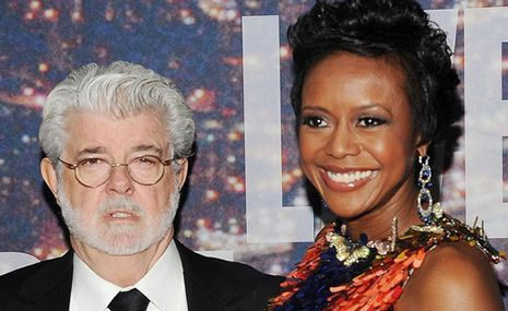 It was just last week when we had a twitter racists uproar over Star Wars installment VII featuring a Black British Actor, John Boyega to play a storm trooper. Well, the ironic thing is that George Lucas, the creator of the Star Wars franchise, is married to a Black woman Melanie Hobson. So one is left to wonder...  Well, as per recent news, the George Lucas Family Foundation has offered a 10 million dollars donation to support the recruitment of talented University of South Carolina School…