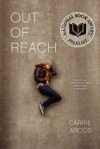 Out of Reach by Carrie Arcos.  Rachel has always idolized her older brother Micah. He struggles with addiction, but she tells herself that he's in control. And she almost believes it. Until the night that Micah doesn't come home.   Rachel's terrified—and she can't help but feel responsible. She should have listened when ...