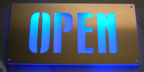 backlit-stainless-steel-signs