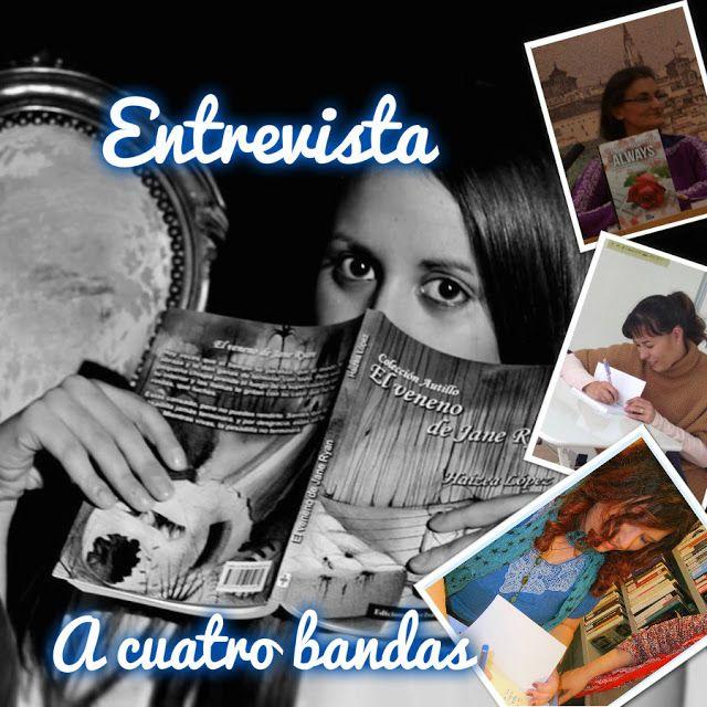 La Puerta de los Libros Infinitos: Entrevista Cruzada #2: Mireia Gimenez, Dama N. Pra...