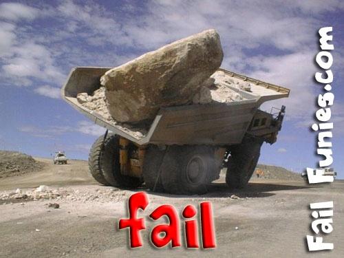 Dump Truck Fail Truck Fail Pictures Pinterest Trucks