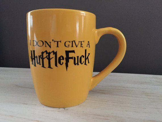 This phenomenal Hufflepuff mug. Get it HERE.