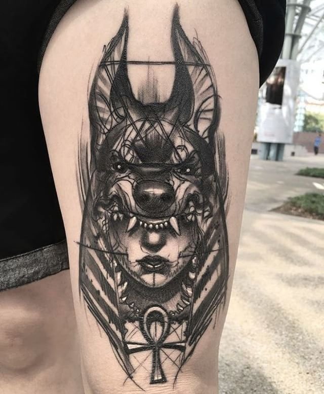 Tattoo by @invisblea
