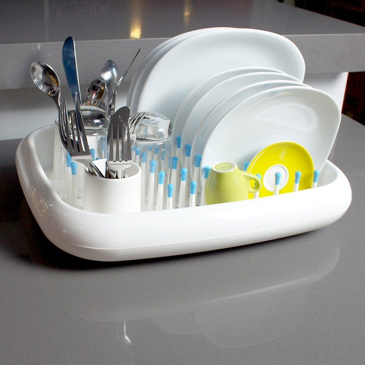 Magis Dish Doctor. Dry pots and plates in a more stylish way from now on....