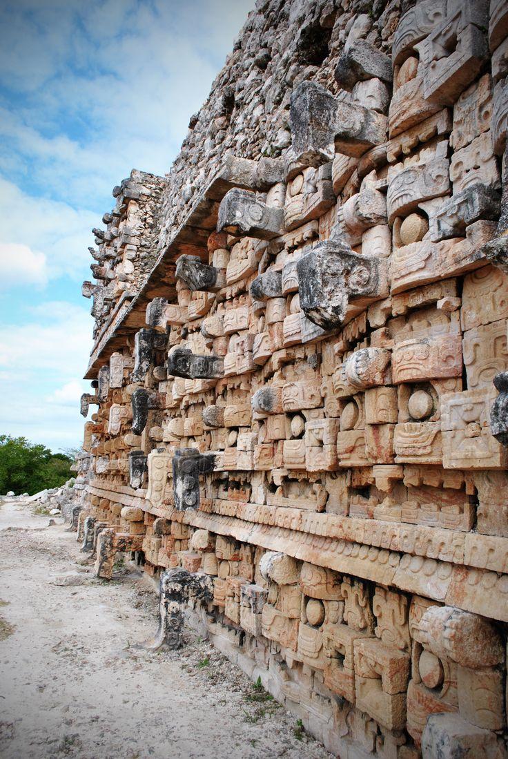 Kabah. Yucatán, México