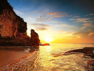 PERGIPEDIA  - Pantai Tegal Wangi Jimbaran Bali . Jika anda mendengar kata  Bali  pasti anda akan ...