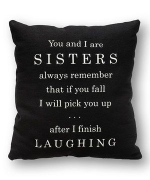 Another great find on #zulily! 'You and I' Throw Pillow by Collins #zulilyfinds