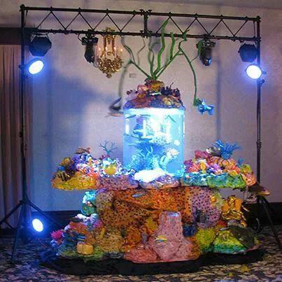 Aquarium Birthday Cake Ideas