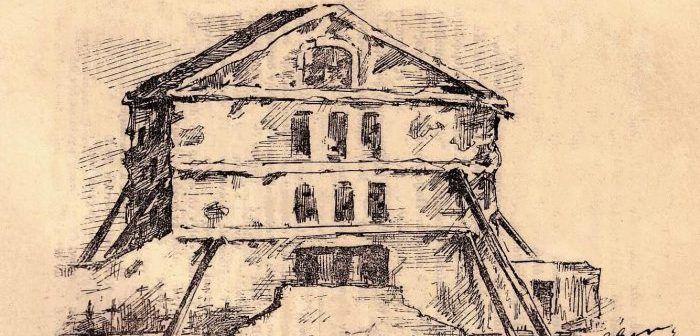 i-rena: ...το πρώτο θέατρο των Αθηνών ήταν στην οδό Αιόλου...