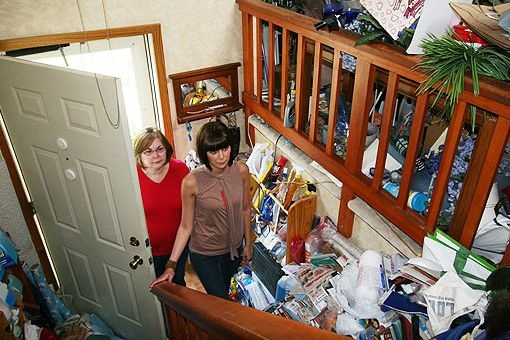 The Buried Secretes of Hoarders Essay