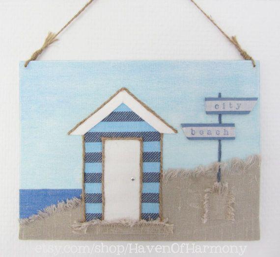 17 best ideas about beach hut decor on pinterest beach for Beach hut decor