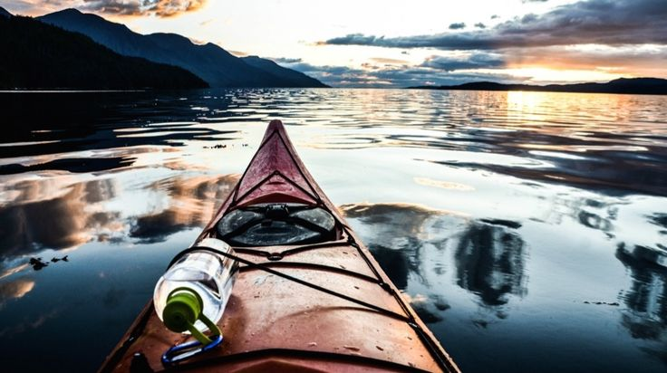 Kayaking on Vancouver Island, B.C. - pin curated by @Poppytalk for @explorecanada
