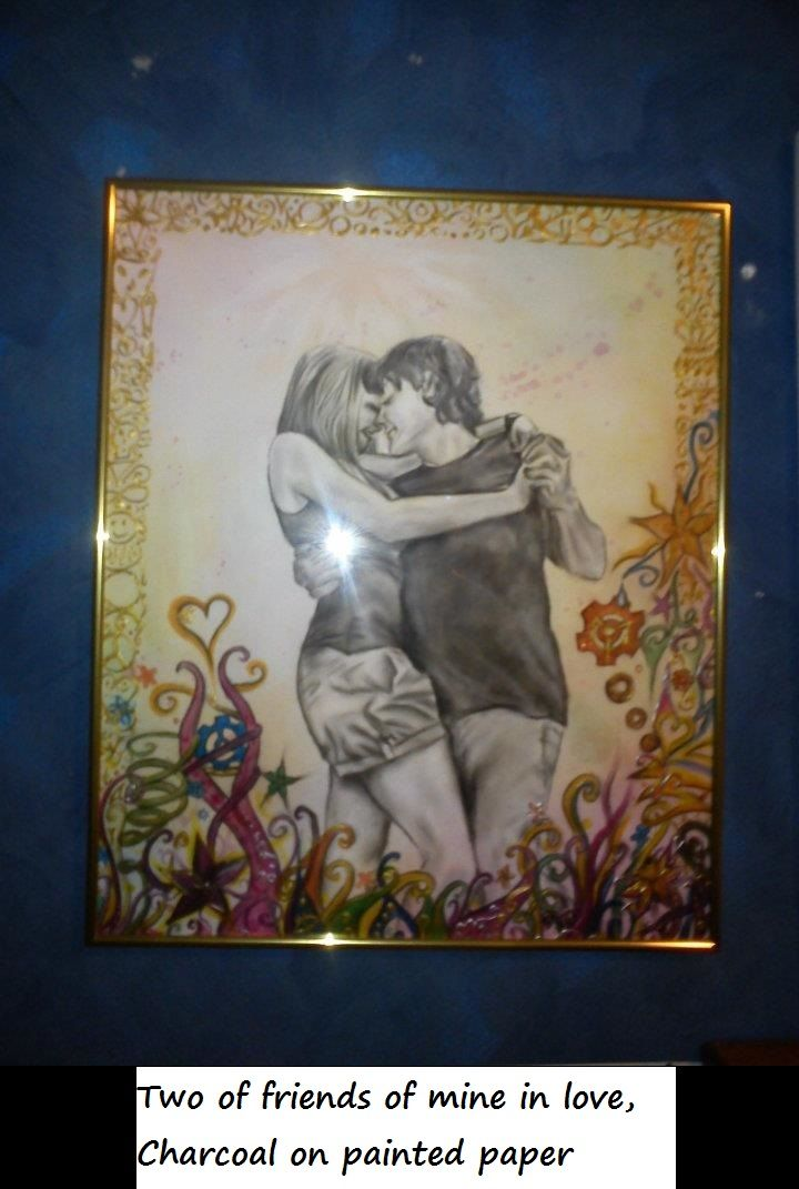 Very romantic, and I got it back because they split up! sigh. message me if you're interested in buying!!