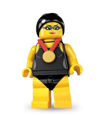 LEGO 8831-1: Swimming Champion   Brickset: LEGO set guide and database