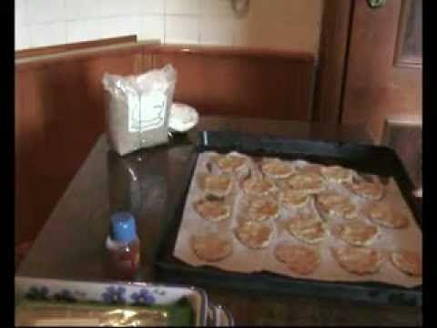 Biscotti croccanti x dieta Dukan/Proteica