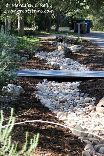 unbelievable dry creek bed landscaping ideas. 363 best Dry creek beds and rock gardens images on Pinterest  Backyard ideas Garden Gardening