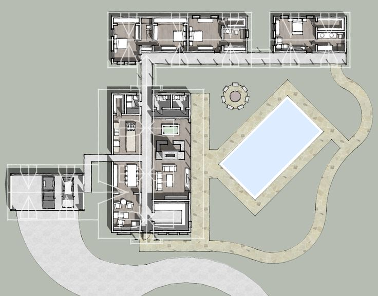 1000 images about renderings on pinterest perspective Sketchup floorplan