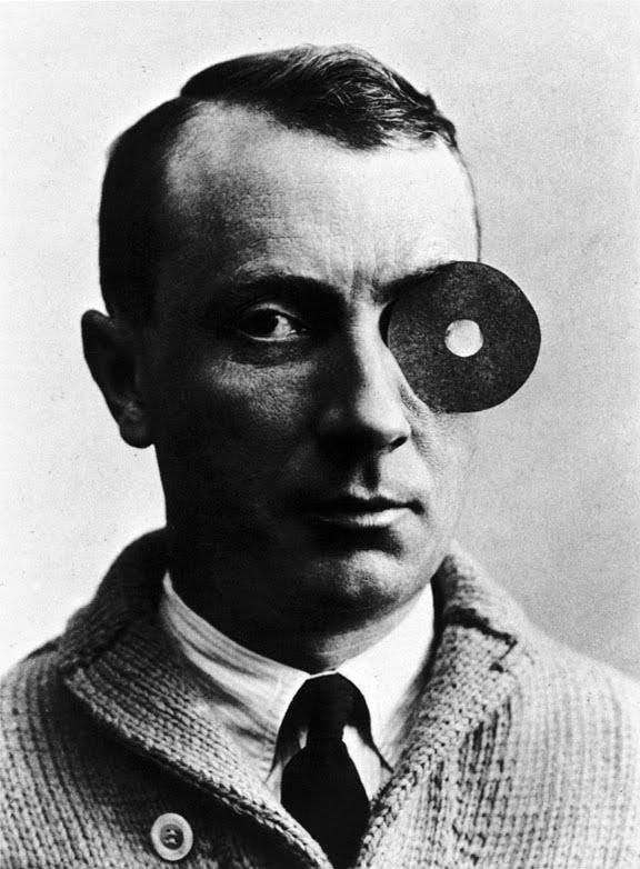 Dada Eye Piece Jean arp, Dada artists, Portrait