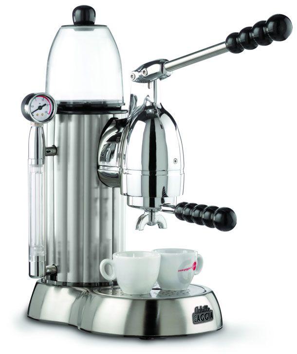 Achille Gaggia lever espresso