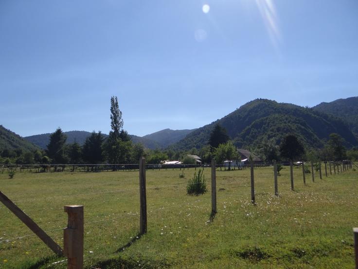 Sur de Chile.